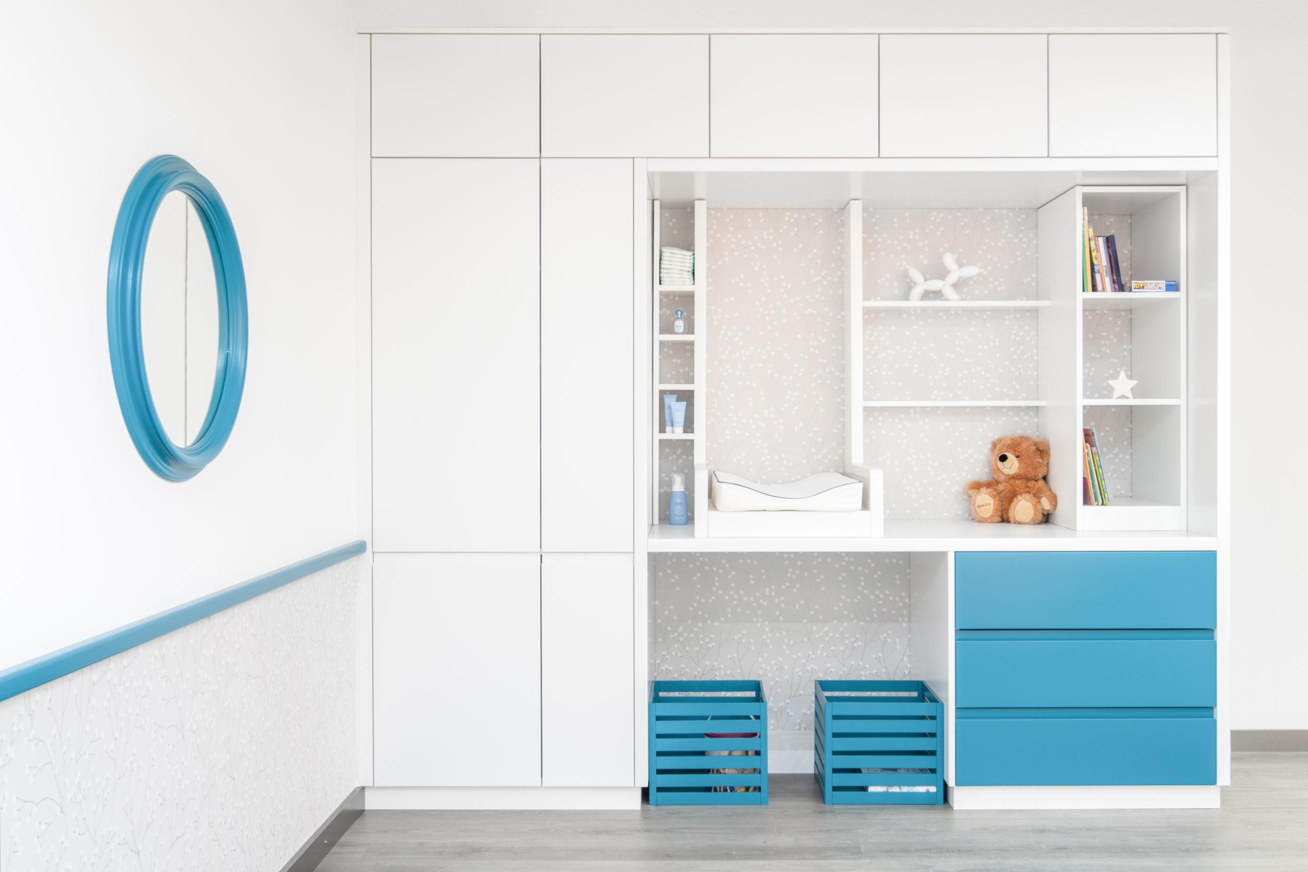 Aménagement intérieur - chambre